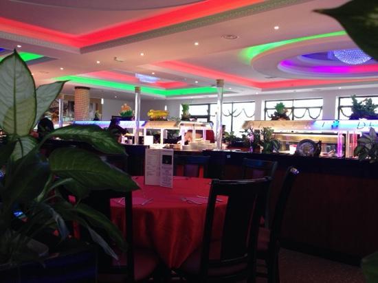 Restaurant de l interieur picture of saveurs gourmandes for Interieur restaurant