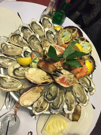 plateau fruits de mer foto di jols limonest limonest tripadvisor. Black Bedroom Furniture Sets. Home Design Ideas