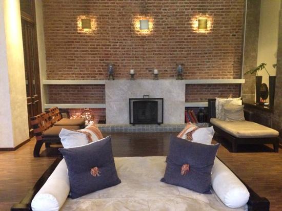 hall of azur hotel picture of azur real hotel boutique cordoba rh tripadvisor co za
