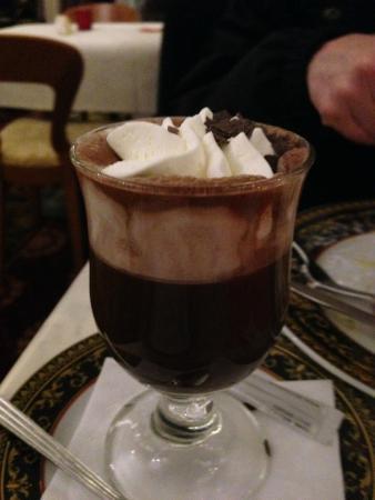 Coselpalais Restaurant & Grand Cafe : Dresden, December 2014