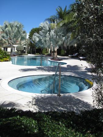 Villa del Mar : Pool area