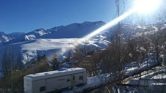 Lodge Andes : Vista do Hostel