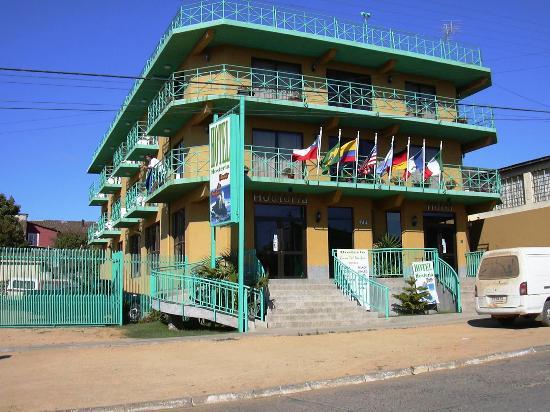 Hotel Rocas del Pacifico