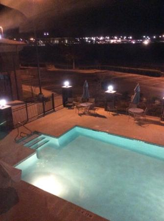 "Holiday Inn Express Hotel & Suites Montgomery/Boyd Cooper Parkway: ""the exceptionally beautiful indoor heated pool & jacuzzi"""