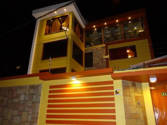 El Mariscal Cusco: Fachada del Hotel