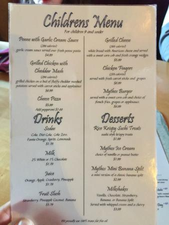 Islands Of Adventure Restaurant Menus