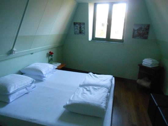 Liberty Hotel: Nosso quarto