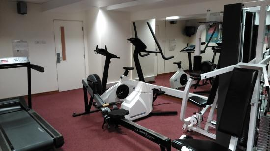 Clontarf Castle Hotel: Gym