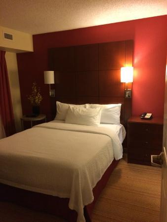 Residence Inn Tampa North/I-75 Fletcher: Bed 1