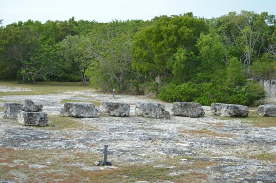 Windley Key Fossil Reef Geological State Park: One of the quarries