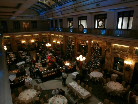 Stupendous Christmas Buffet Picture Of Carmens 2 0 Restaurant Home Interior And Landscaping Ologienasavecom