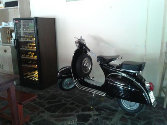Capriccio Italian Restaurant & Pizzeria: Pure italian style. ....of course at Capriccio