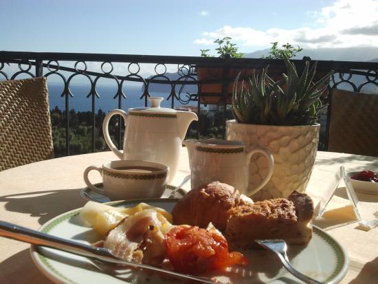 Breakfast Picture Of Grand Hotel Capodimonte Sorrento Tripadvisor