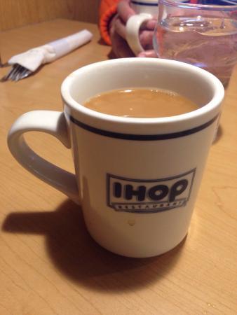 IHOP: Coffee