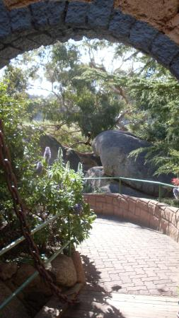Fairy Park, Anakie - Following the Paved Road - 2010 & 2011