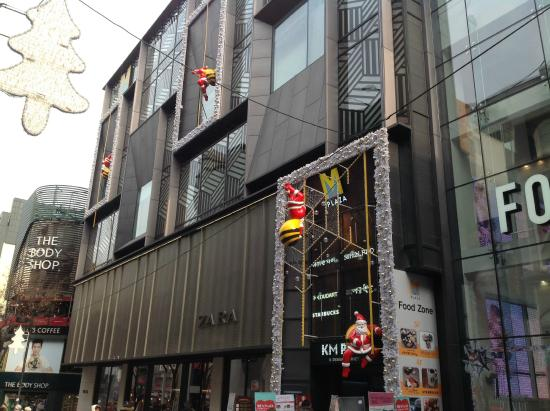 Image result for m plaza myeongdong
