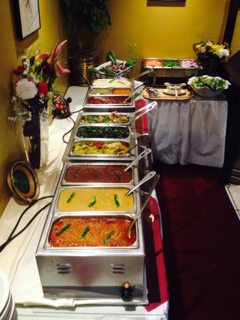 Terrific Veggie Buffet Picture Of Zemeta Ethiopian Restaurant Download Free Architecture Designs Terstmadebymaigaardcom