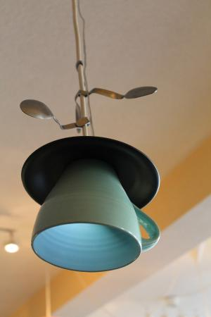Eldur and Is: cute lamp