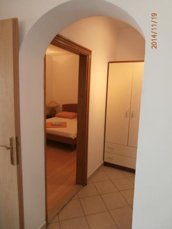House Klaudija: entrance room 2