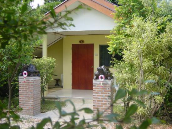 Wang Nam Yen, Thailand: Nice bungalows