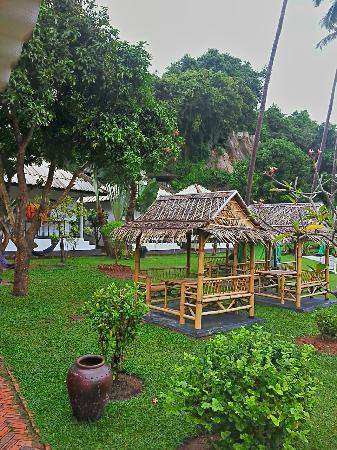 Green Canyon Hip & Cheap Resort: Garden gazebos