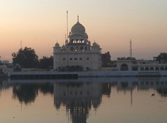 Muktsar, India: Holy place