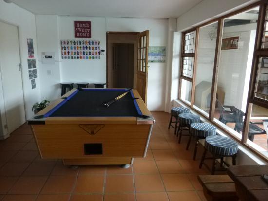 HomeBase Knysna : pool