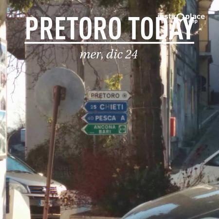 La Torre di Pretoro : Pretoro