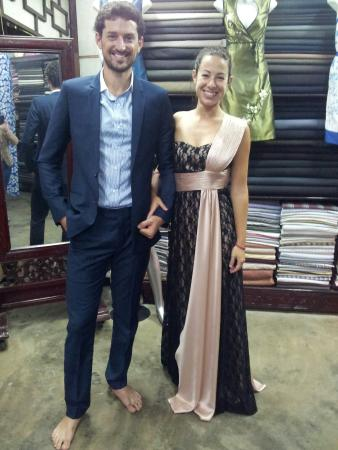 Khoi Custom Tailor : Excellent work at the best price!