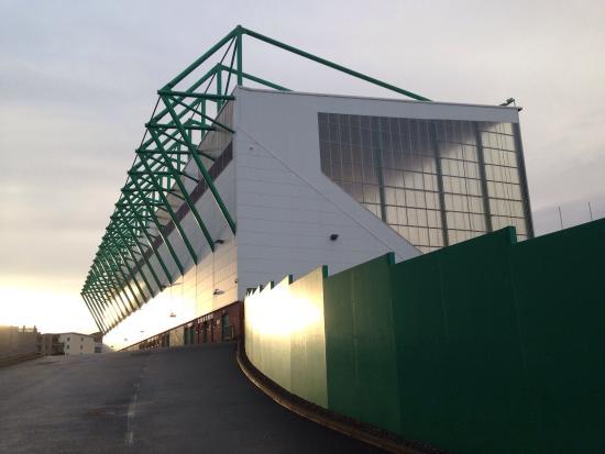 Easter Road Stadium: Easter Road