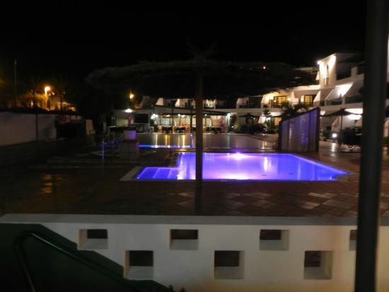 Club del Carmen : Pool Area