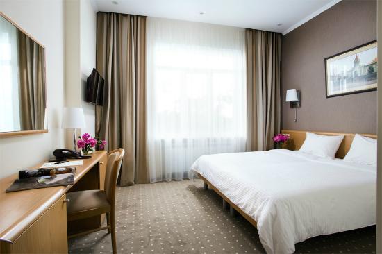 Aleksandrovskiy: Standard room