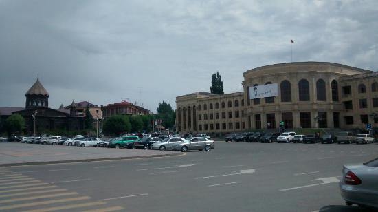 Gyumri Main Square