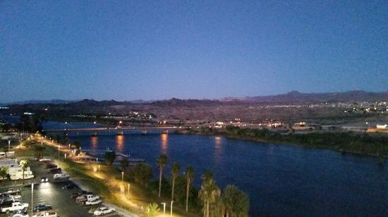 Don Laughlin's Riverside Resort: View from my room