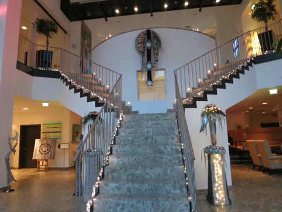 Arcotel Camino: Eingangshalle