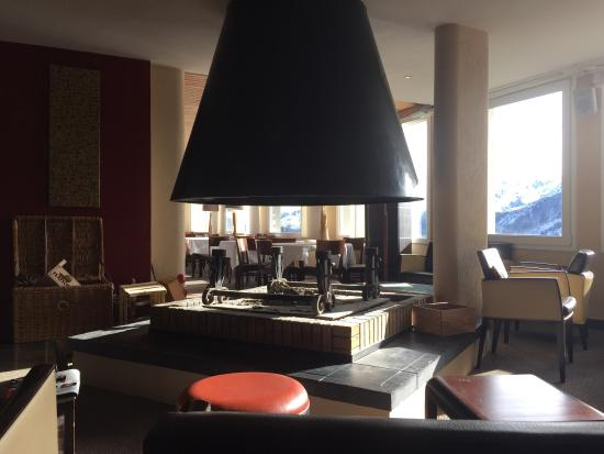 Hotel Le Christiania: Salon