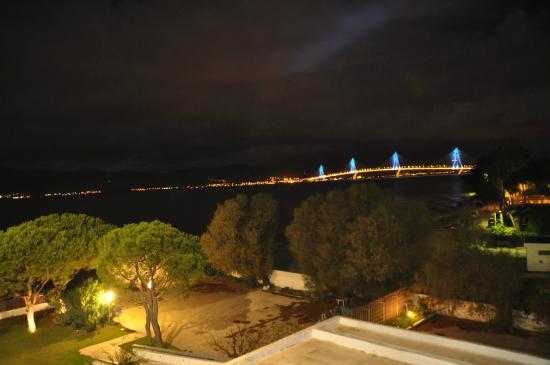 Airotel Achaia Beach : Η θέα από το δωμάτιο...