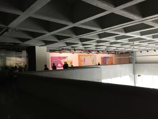 Fine Arts Museum: third floor