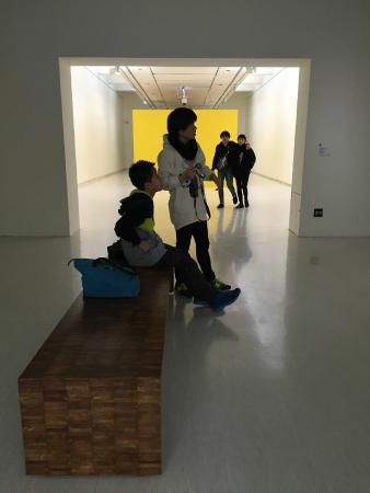 Fine Arts Museum: exhibit