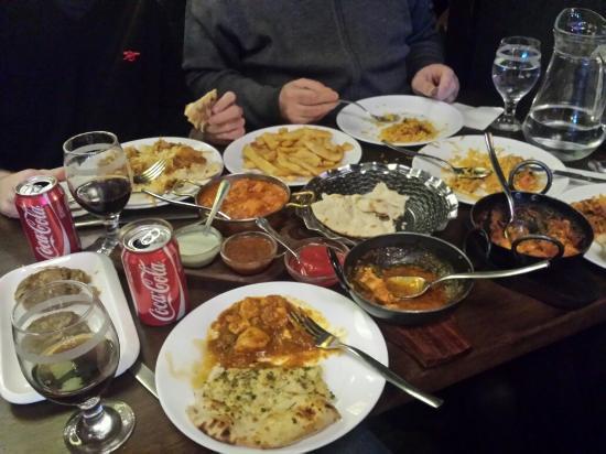 Village E Indian Takeaway Restaurant Best Dinner Ever