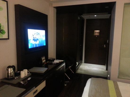 Leisure Inn West Gurgaon: Elegant Room