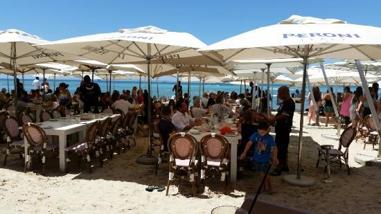 Grand Africa Cafe Beach Restaurant