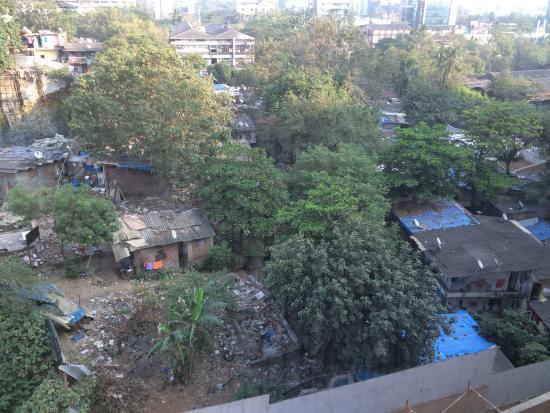 Courtyard Mumbai International Airport: view from room