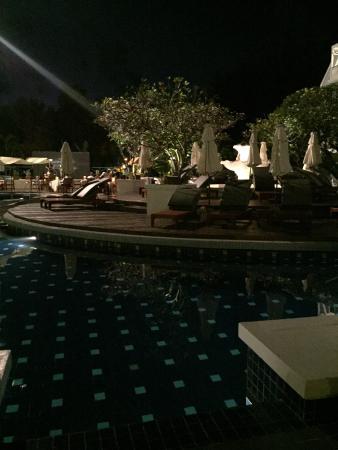 Andaman Seaview Hotel: Вид из номера