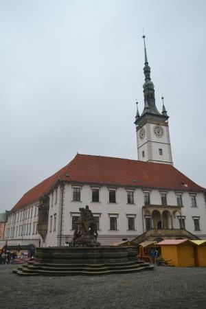 Olomouc Town Hall: Вид 1