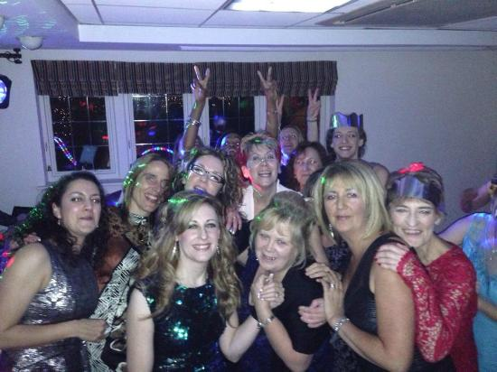 Inglewood Manor : Zumba Christmas Party Night Out!