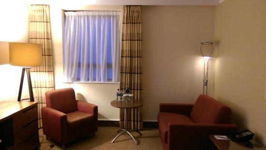 Hilton Bracknell: room 155