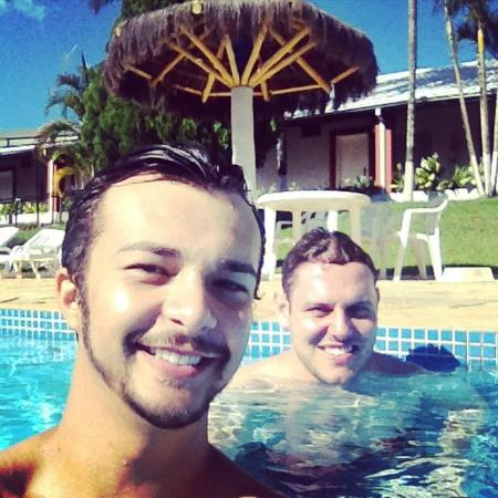 Primar Plaza Hotel : Anderson Zanchin e Awdrey Zanchin