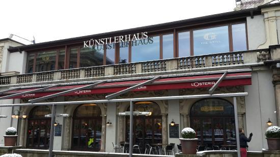 Muenchner Kuenstlerhaus