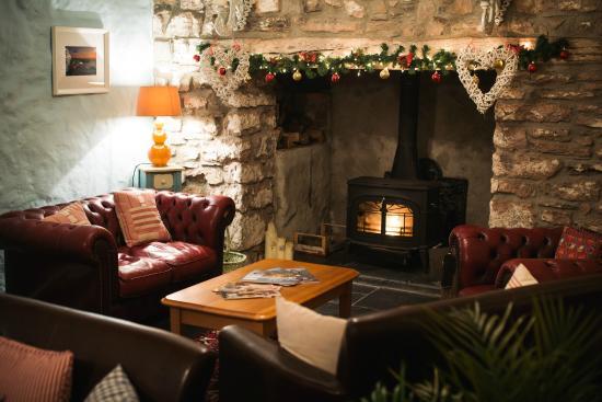 Trefloyne Manor: Cwtch Lounge